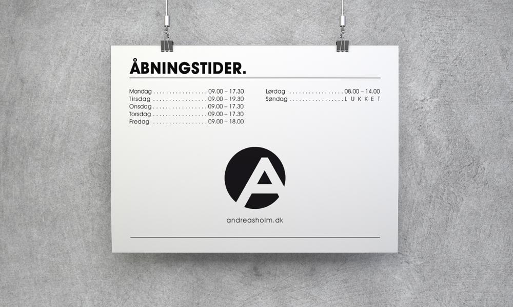 Andreas_Holm_Branding_logo_design_visuel_identitet_frisør_salon_konceptudvikling