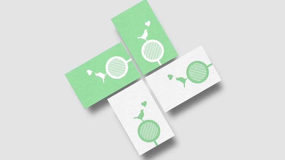 Ønskebarn,visuel identitet, grafisk profil, illustrationer, logo design