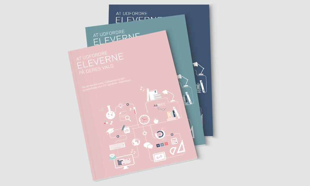 UUO_Ungdommens Uddannelsesvejledning Odense, magasin design, illustration, grafik, visuel identitet