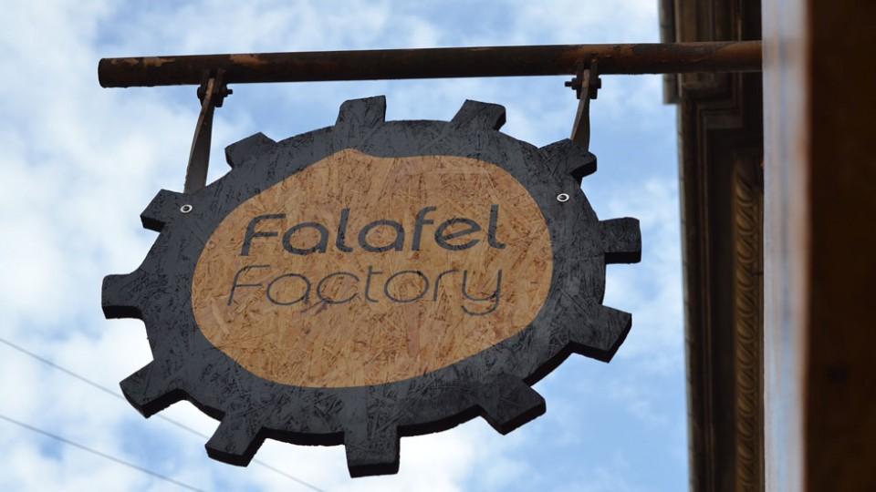 Falafelfactory Nørrebro København, spisested, take away, nordisk køkken,
