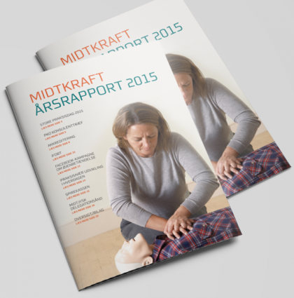Region Midtjylland, Årsrapport 2015 – MidtKraft