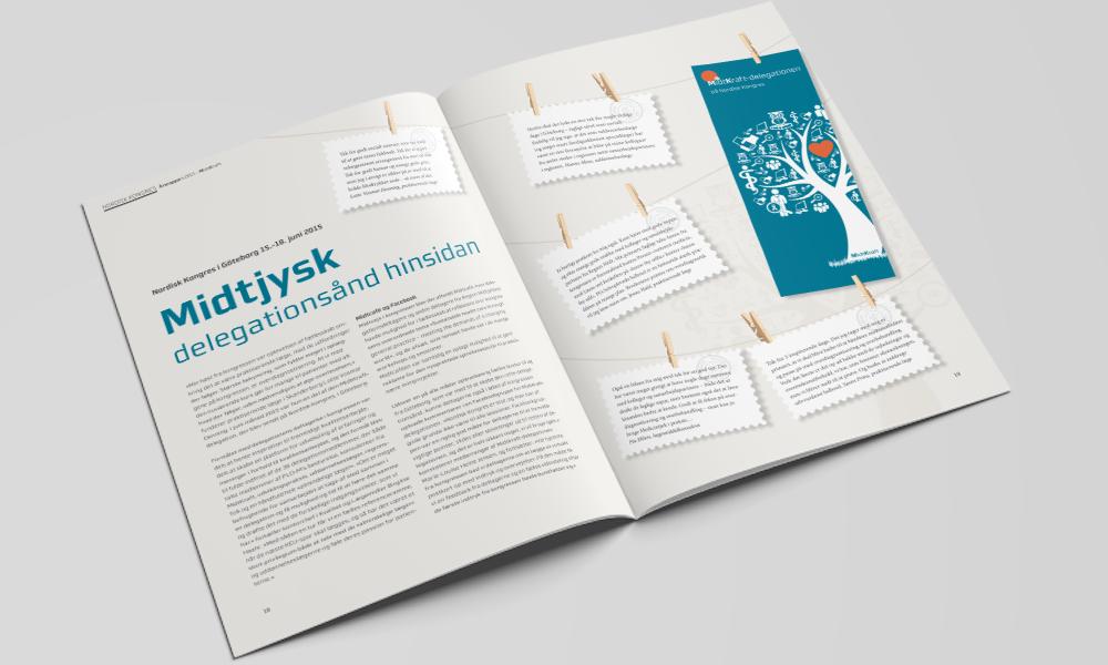 Region Midtjylland, Årsrapport 2015 - MidtKraft. Årsrapport om de forskellige indsatsområder og nye tiltag i kvalitetsorganisationen MidtKraft for Nære Sundhedstilbud. MidtKraft består af konsulenter, som alle har rod i og omkring almen praksis.