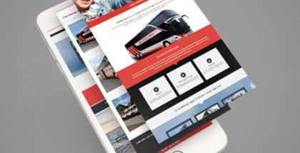 Vester_Skerninge_Bilerne, Responsive web design, Wordpress
