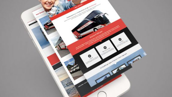 Vester_Skerninge_Bilerne, Responsive web design, Wordpress
