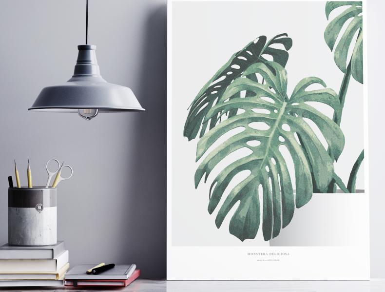 Botanik – Poster design