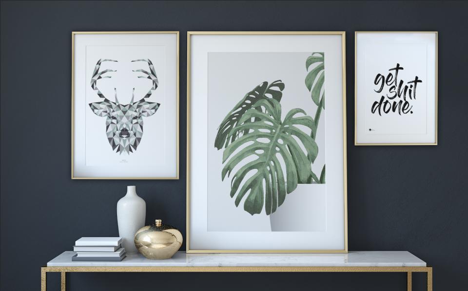 Typografiske plakater, typografi, inspiration, typografikske billeder, billeder med teskt, citater, staement_1