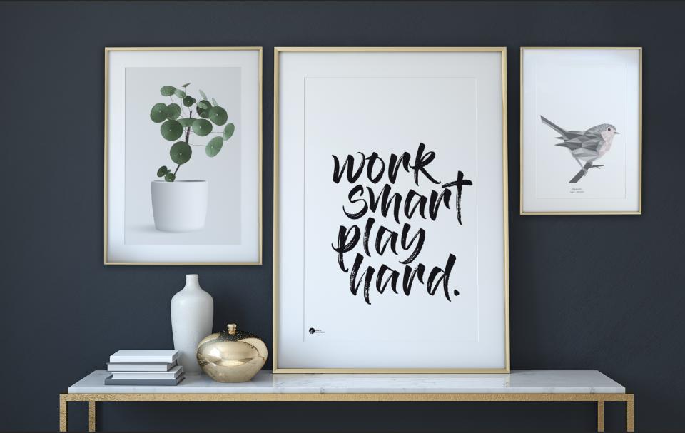 Typografiske plakater, typografi, inspiration, typografikske billeder, billeder med teskt, citater, staement_5