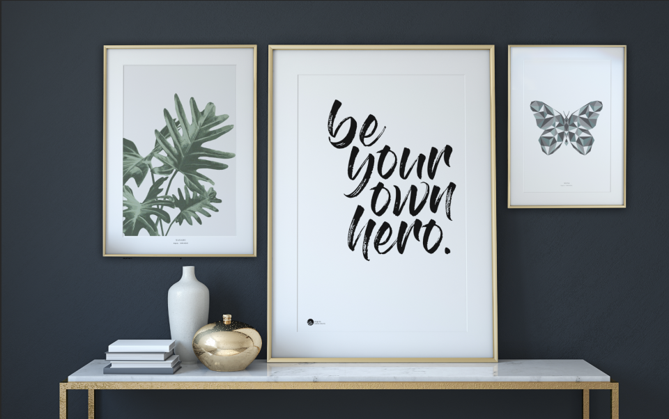 Typografiske plakater, typografi, inspiration, typografikske billeder, billeder med teskt, citater, staement_6