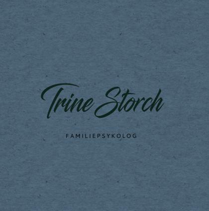 Trine Storch – Familiepsykolog